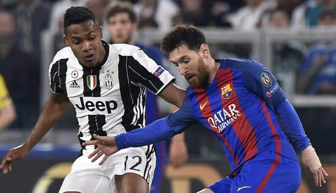 22.11 Champions League - Juventus Turyn - FC Barcelona