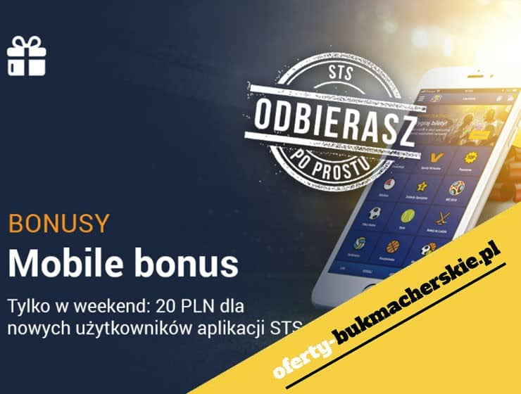 Mobilny bonus w STS