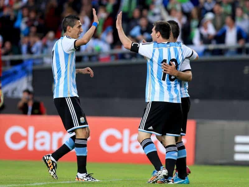 Brazylia – Argentyna u Bukmacherów z polską licencją!