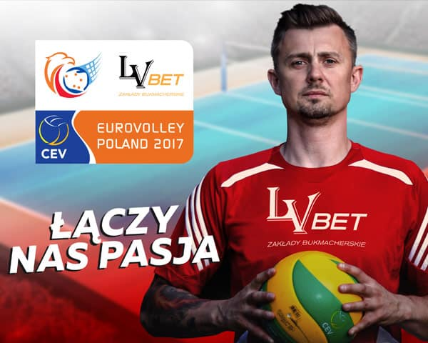 LvBet sponsorem siatkarskich mistrzostw Europy