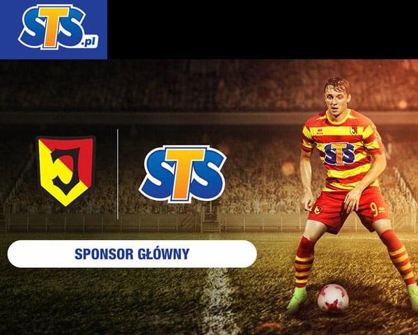 STS sponsorem Jagiellonii