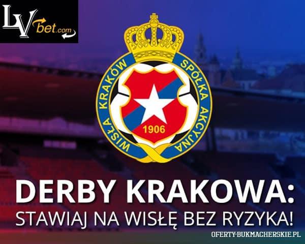 Cashback na Derby Krakowa