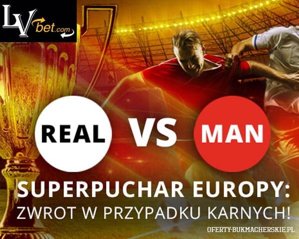 Superpuchar Europy, Real Madryt - Man Utd