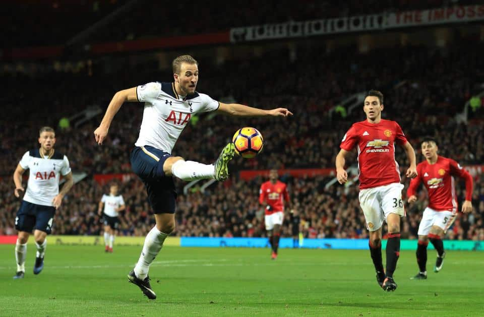 28.10. Premier League, Manchester United – Tottenham