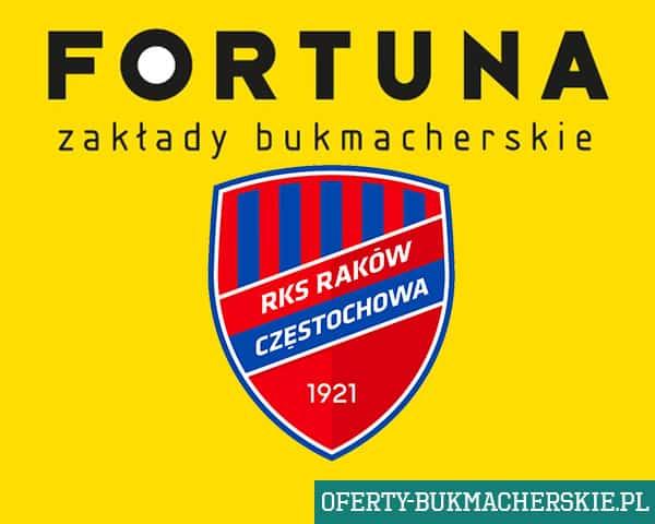 Bukmacher Fortuna sponsorem kolejnego klubu piłkarskiego