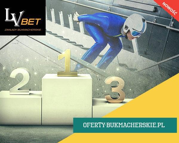 LVbet z promocją na Turniej Czterech Skoczni. 400 PLN bonus do zgarnięcia