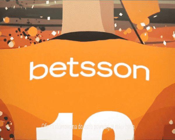 Betsson zakłady bukmacherskie