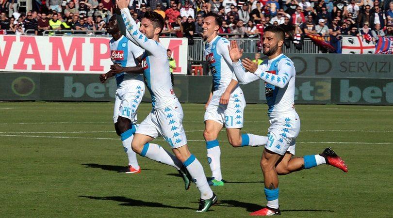 26.02 Serie A - Cagliari vs Napoli - A może azjatycki handicap?
