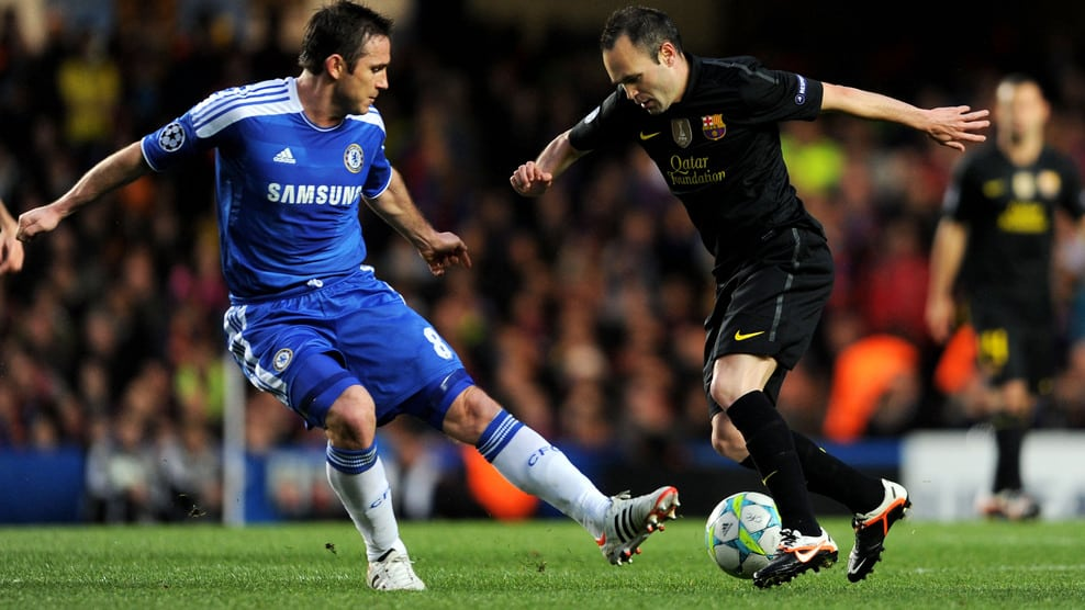 Chelsea FC vs Barcelona