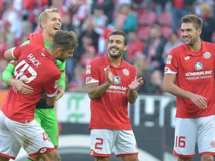 07.02 DFB Pokal - Eintracht Frankfurt - FSV Mainz - Czy padną więcej niż 2 bramki?