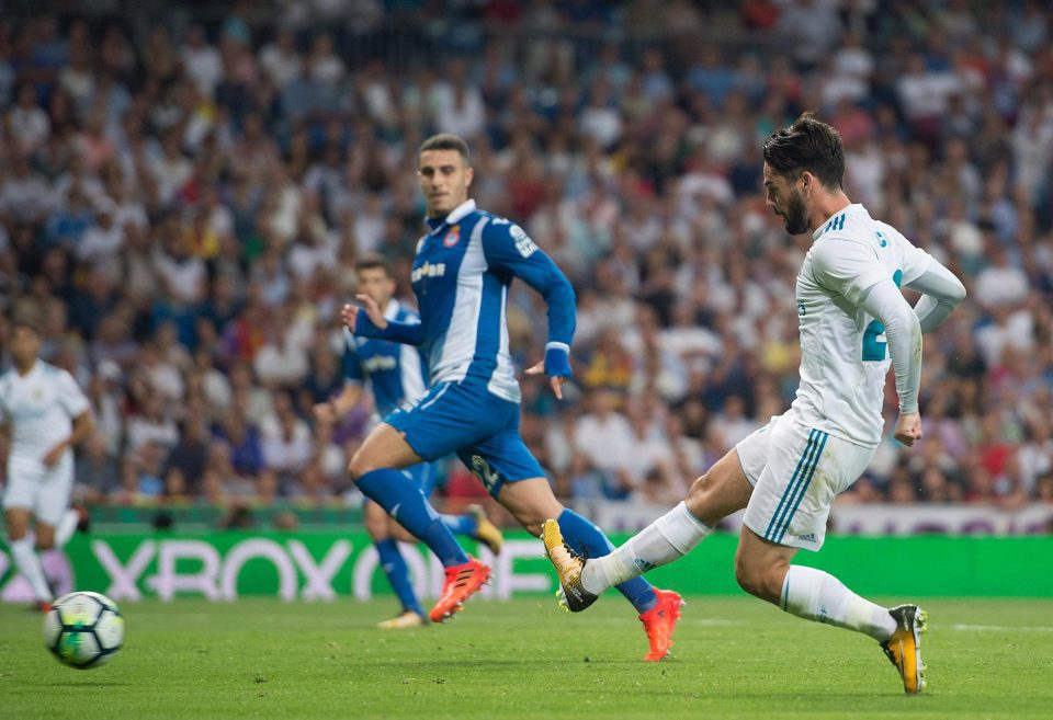 Espanyol Barcelona vs Real Madryt
