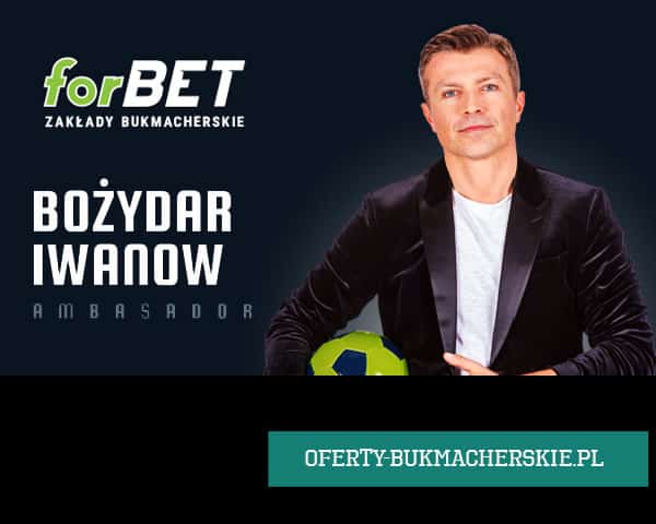 Bożydar Iwanow ambasadorem forBET!