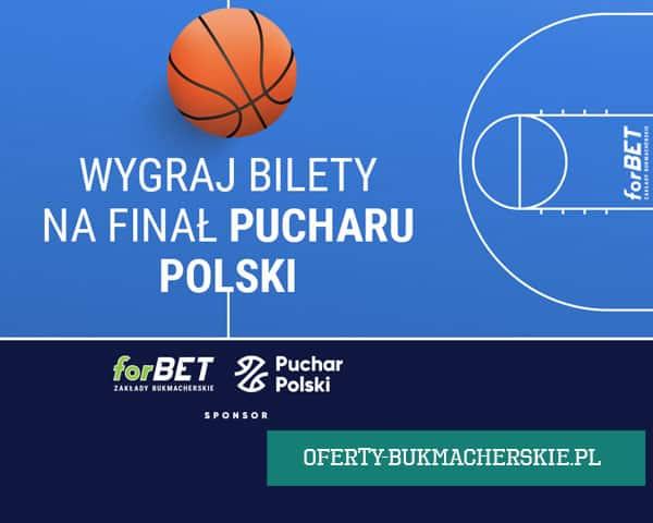 Wygraj bilet na finał Pucharu Polski z forBet