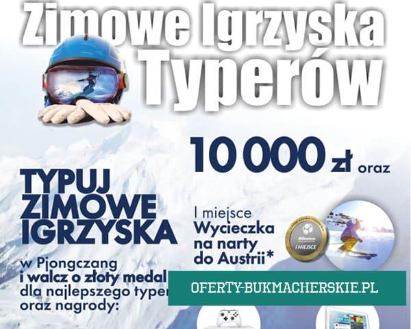 Zimowe Igrzyska Typerów w Milenium