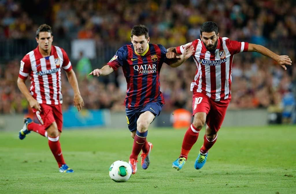 Barcelona vs Atletico Madryt