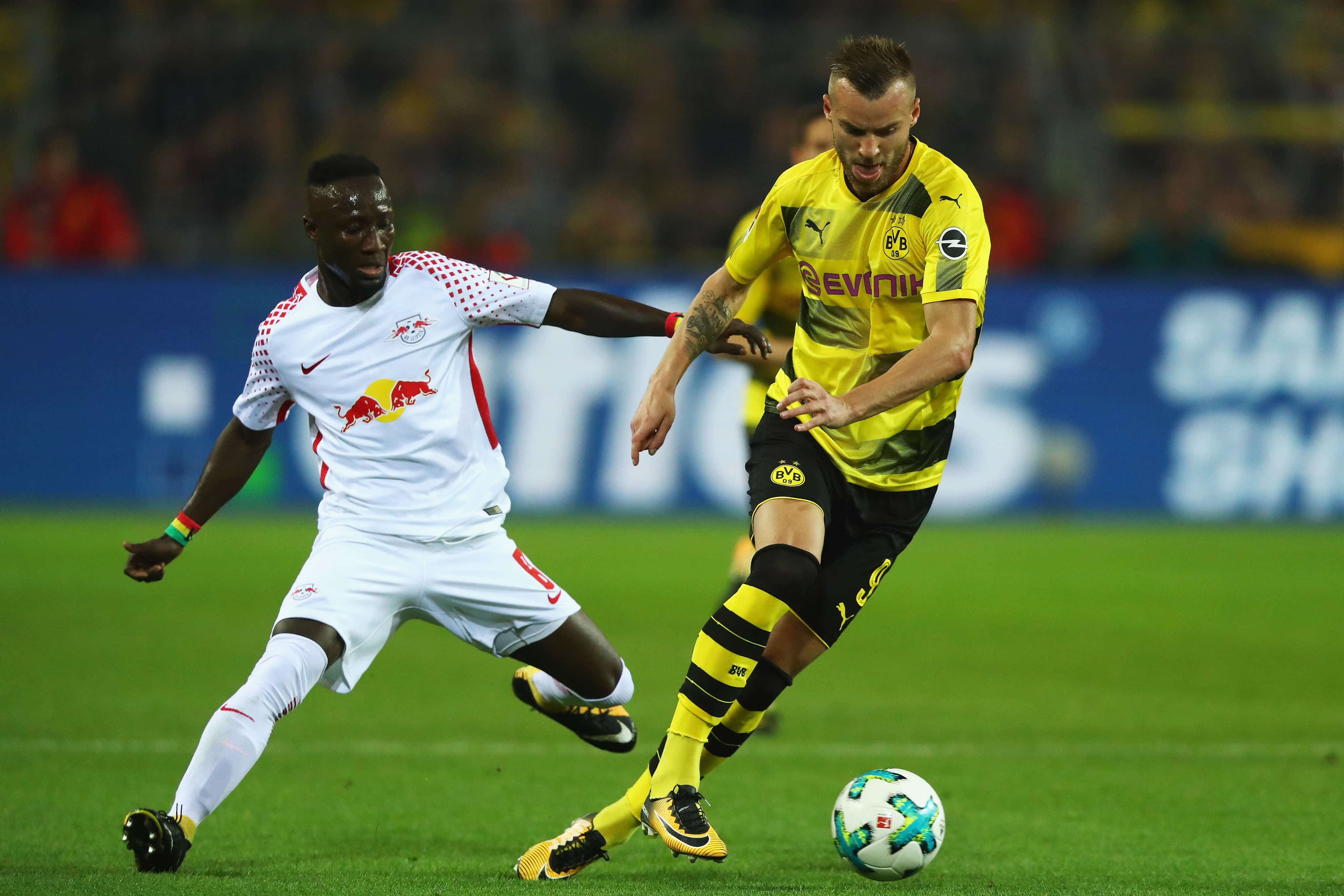 Borussia Dortmund vs Red Bull Salzburg
