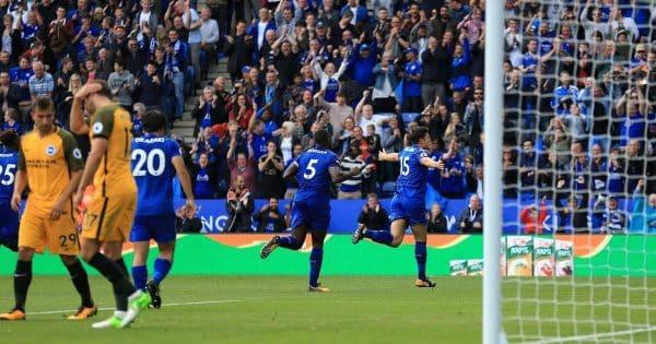 Zakłady bukmacherskie bez depozytu - Brighton vs Leicester