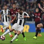 Juventus kontra Milan u legalnych bukmacherów online