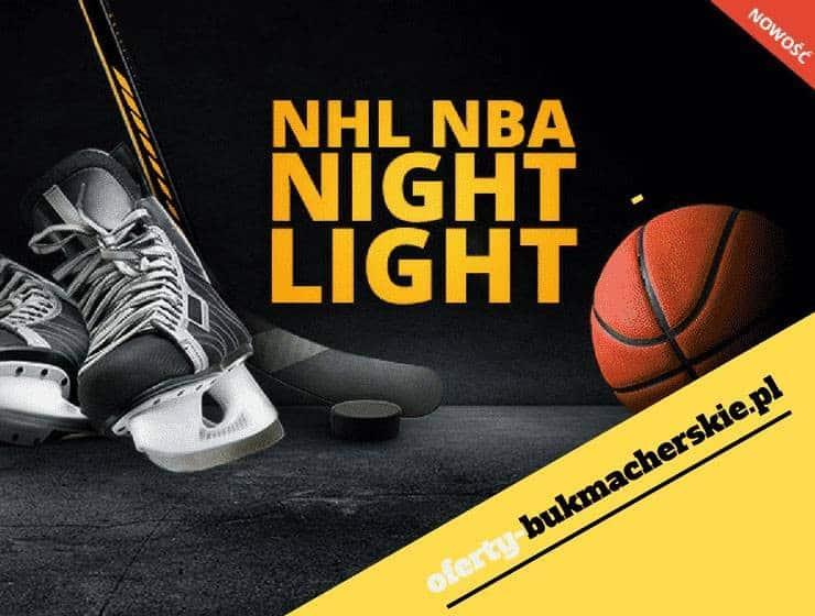 LVBet: NBA NHL Night Light