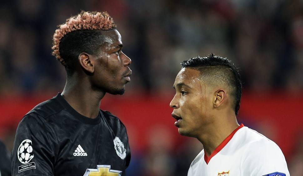 Liga Mistrzów - Man Utd vs Sevilla