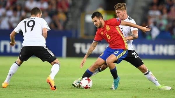 Niemcy vs Hiszpania.