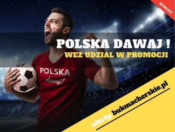 Polska Dawaj – Promocja w LV BET
