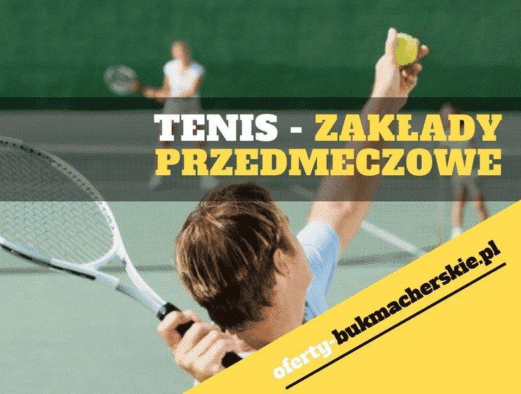 Tenis-zakłady-przedmeczowe