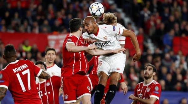 Bayern vs Sevilla