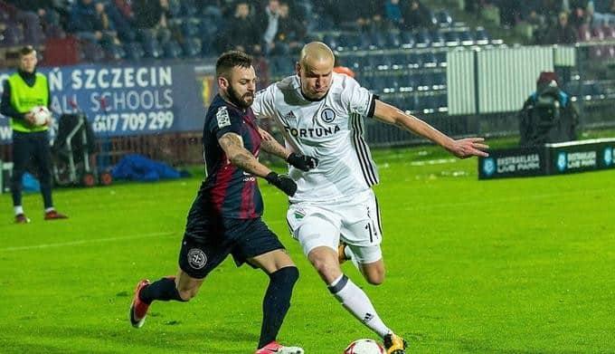 Zakłady bukmacherskie w Polsce nie zapominają o meczu Legia - Pogoń Szczecin