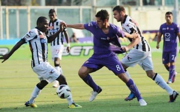 Milenium zakłady bukmacherskie zapraszają na mecz Udinese vs Fiorentina