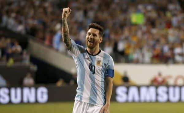 Argentyna vs Haiti
