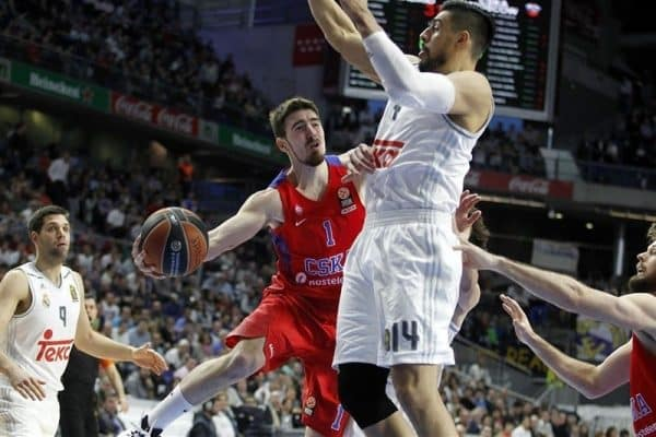 CSKA Moskwa – Real Madryt
