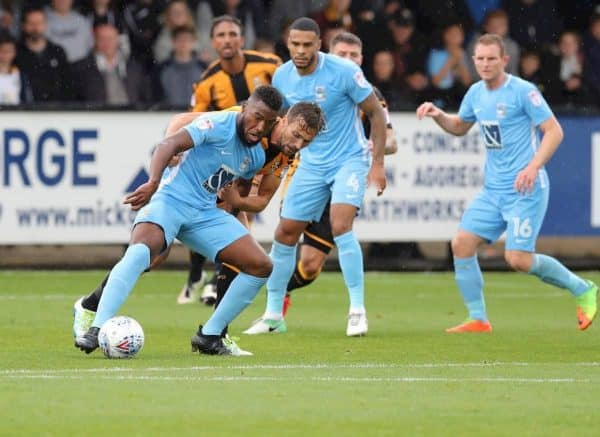 Coventry City vs Exeter City