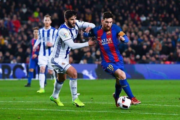 Barcelona kontra Real Sociedad w ofercie Milenium zakładów bukmacherskich