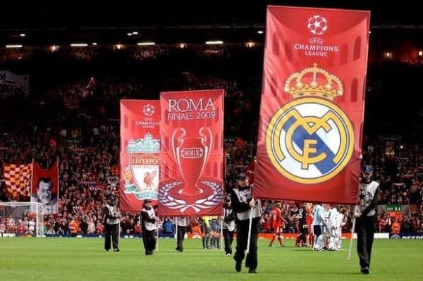 Finał Liga MIstrzów - Real Madryt - Liverpool