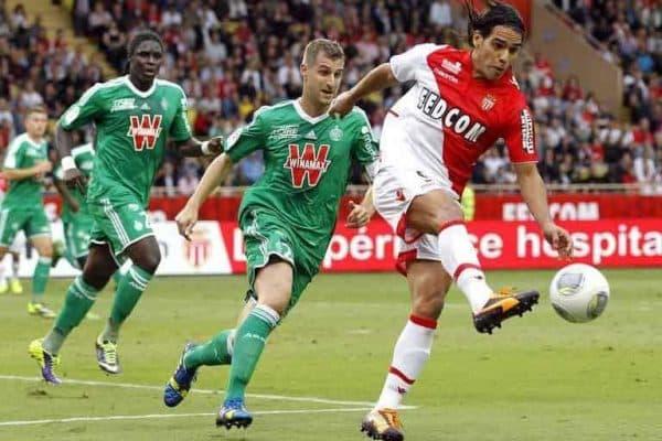 Monaco vs Saint Etienne