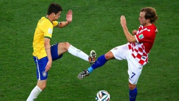 Brazylia vs Chorwacja
