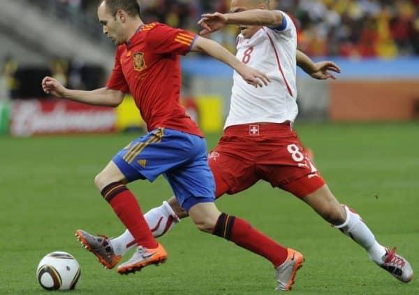 Hiszpania vs Szwajcaria