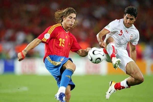Hiszpania vs Tunezja