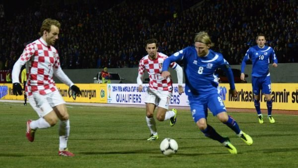 Islandia vs Chorwacja