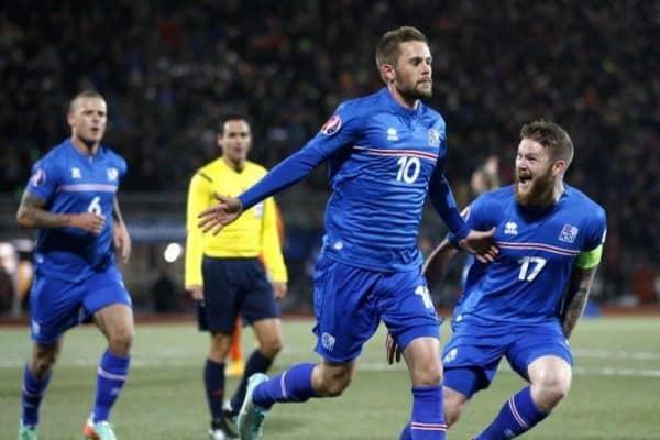 Islandia vs Ghana