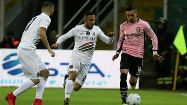 Palermo vs Venezia
