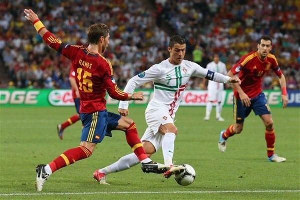 Portugalia vs Hiszpania