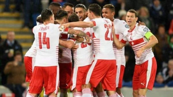 Poznaj typy piłkarskie na spotkanie Szwajcaria - Japonia!