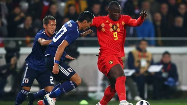 Belgia vs Japonia