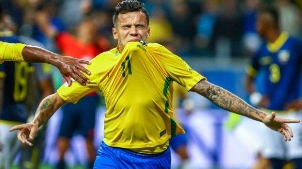 Brazylia vs Belgia