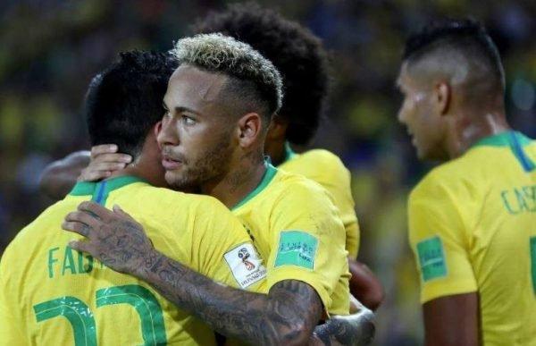 Brazylia vs Meksyk