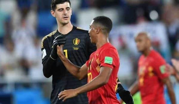 Francja vs Belgia