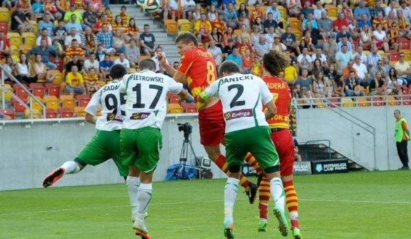 Jagiellonia Białystok vs Lechia Gdańsk