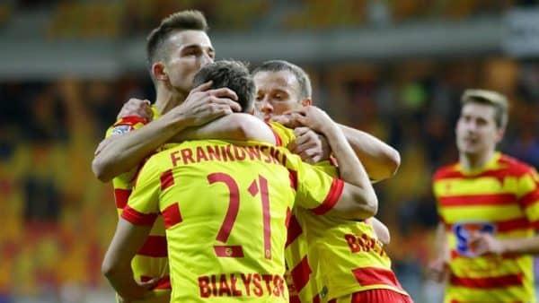 Legalni bukmacherzy online na mecz Arka – Jagiellonia
